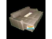Угловой диван еврокнижка