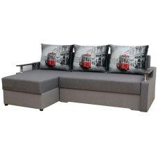 Угловой диван Микс  угол взаимозаменяемый люкс