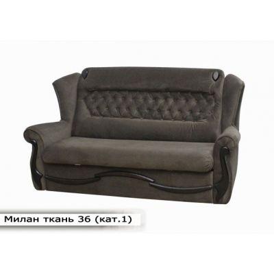 Выкатной диван Милан. Ткань-36 (кат.1)