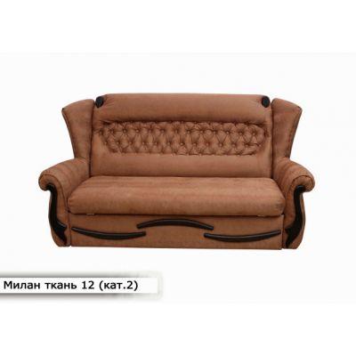 Выкатной диван Милан. Ткань-12 (кат.2)