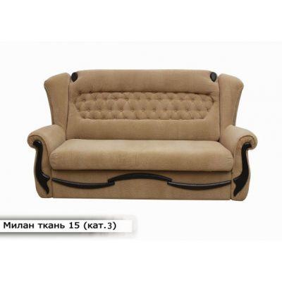 Выкатной диван Милан. Ткань-15 (кат.3)
