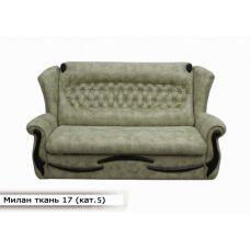 Выкатной диван Милан. Ткань-17 (кат.5)