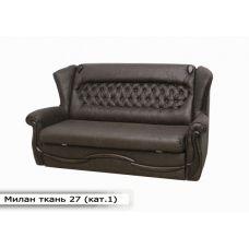 Выкатной диван Милан. Ткань-27 (кат.1)