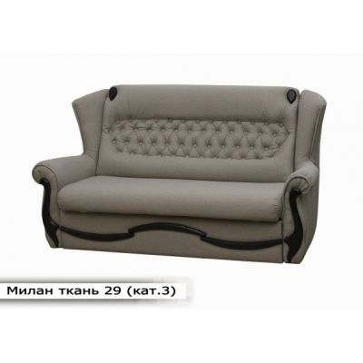 Выкатной диван Милан. Ткань-29 (кат.3)