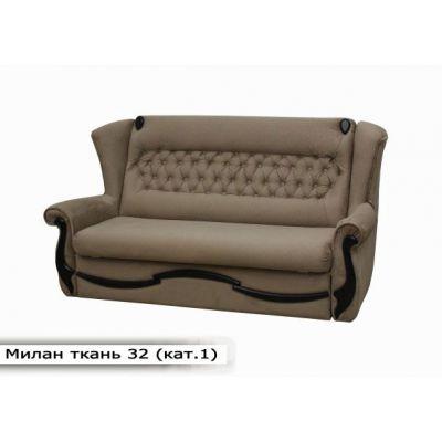 Выкатной диван Милан. Ткань-32 (кат.1)