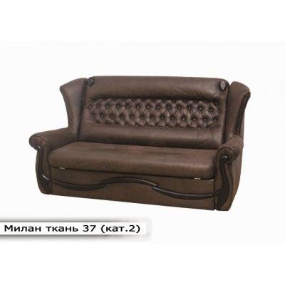 Выкатной диван Милан. Ткань-37 (кат.2)