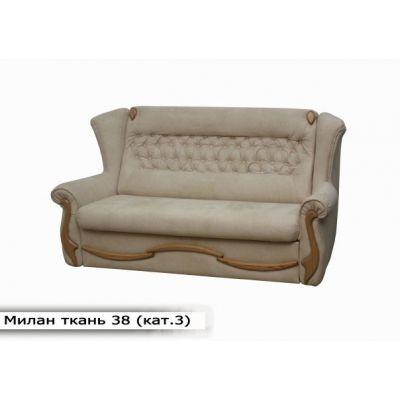 Выкатной диван Милан. Ткань-38 (кат.3)