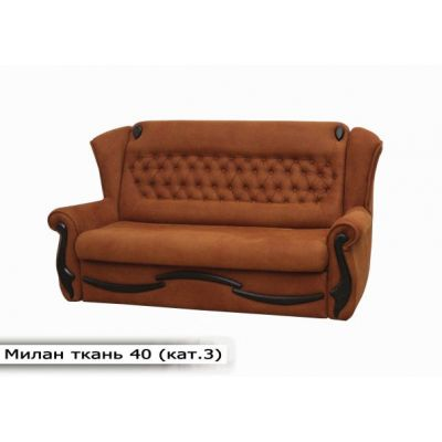 Выкатной диван Милан. Ткань-40 (кат.3)