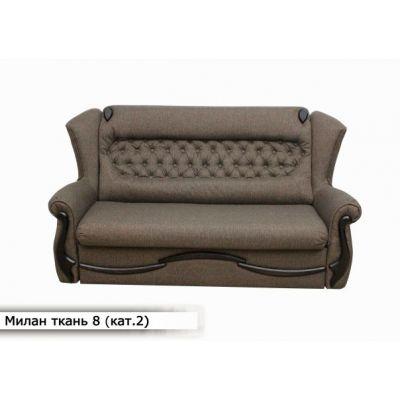 Выкатной диван Милан. Ткань-8 (кат.2)