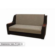 Выкатной диван Американка-2. ткань-41 (кат.3) (140см)