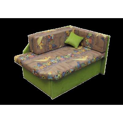 Детский диван Гномик (Кат.4) Ткань-4