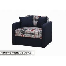 Детский диван Малютка. Ткань 18 (кат.2)
