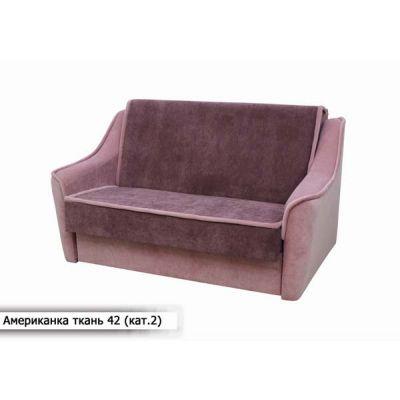 Выкатной диван Американка. ткань 42 (кат.4) (140 см.)