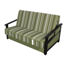 Выкатной диван Американка-3. ткань 17 (кат.5) (140см)