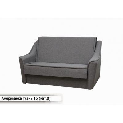 Выкатной диван Американка. ткань 16 (кат.0) (140 см.)