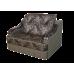 Выкатной диван Бостон. ткань-10 (кат.5) (100 см.)