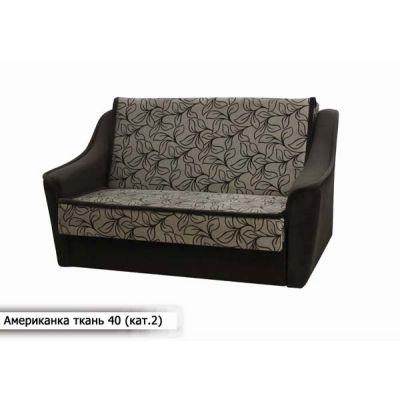 Выкатной диван Американка. ткань 40 (кат.5) (140 см.)