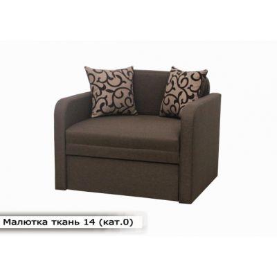 Детский диван Малютка. Ткань 14 (кат.0)