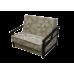 Выкатной диван Американка-3. ткань 10 (кат.3) (60см)