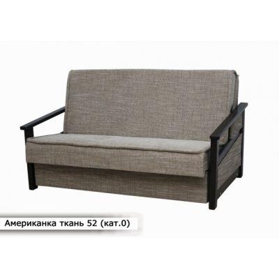 Выкатной диван Американка-3. ткань 52 (кат.0) (140см)